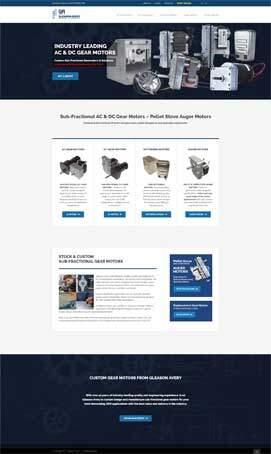 Gleason Avery Sub-Fractional Pellet Stove Auguer Motors