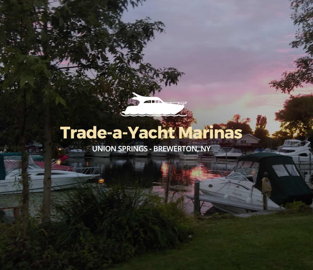 Trade A Yacht Marinas