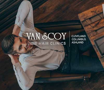 hair restoration baldness clinic web design ohio